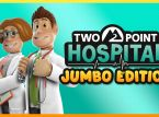 Two Point Hospital: JUMBO Edition in arrivo su console a marzo