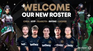 NiP details its completed Valorant roster