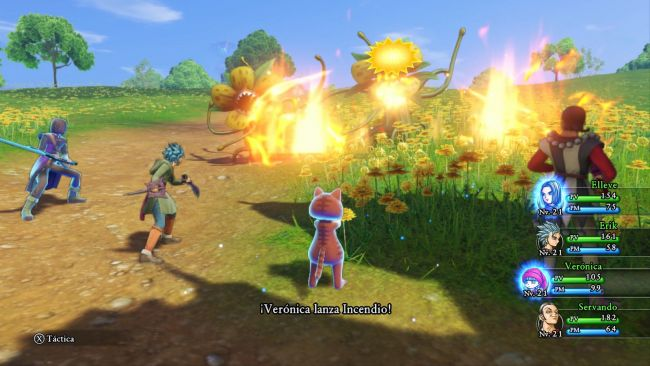 Dragon Quest XI: Echi di un'era perduta