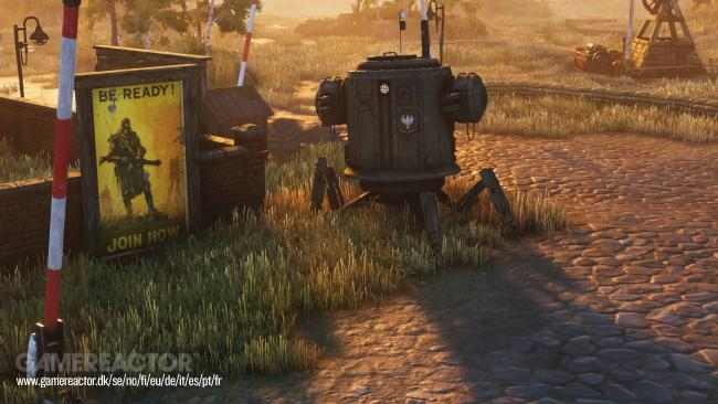 Iron Harvest - Hands-On