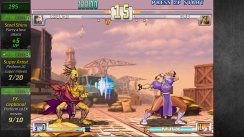 Street Fighter III: screen