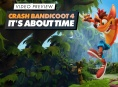 Crash Bandicoot 4: It's About Time - Video Preview