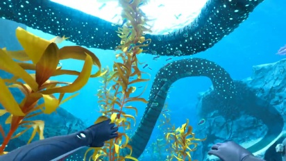 Subnautica: Below Zero - Gameplay Trailer